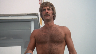 Lifeguard Sam Elliott As